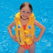 Swim Safe 20in Premium Swim Vest Step B